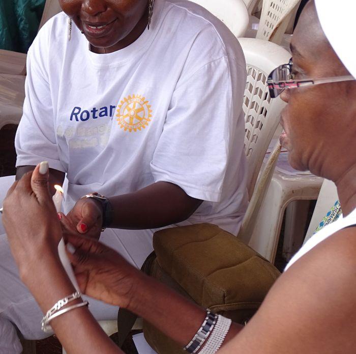 Rotary Peace Fellows
