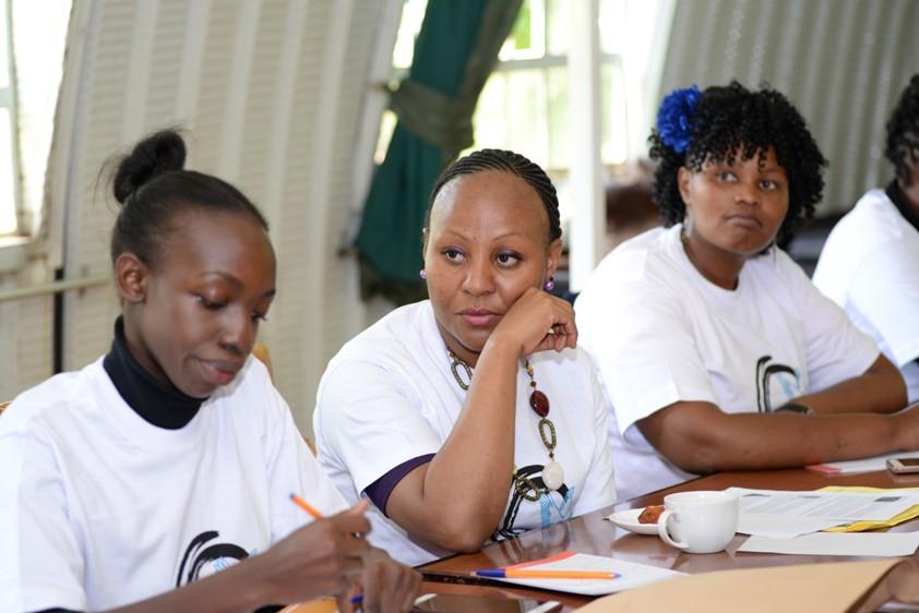 Amani Women Network Launch, Nairobi, kenya
