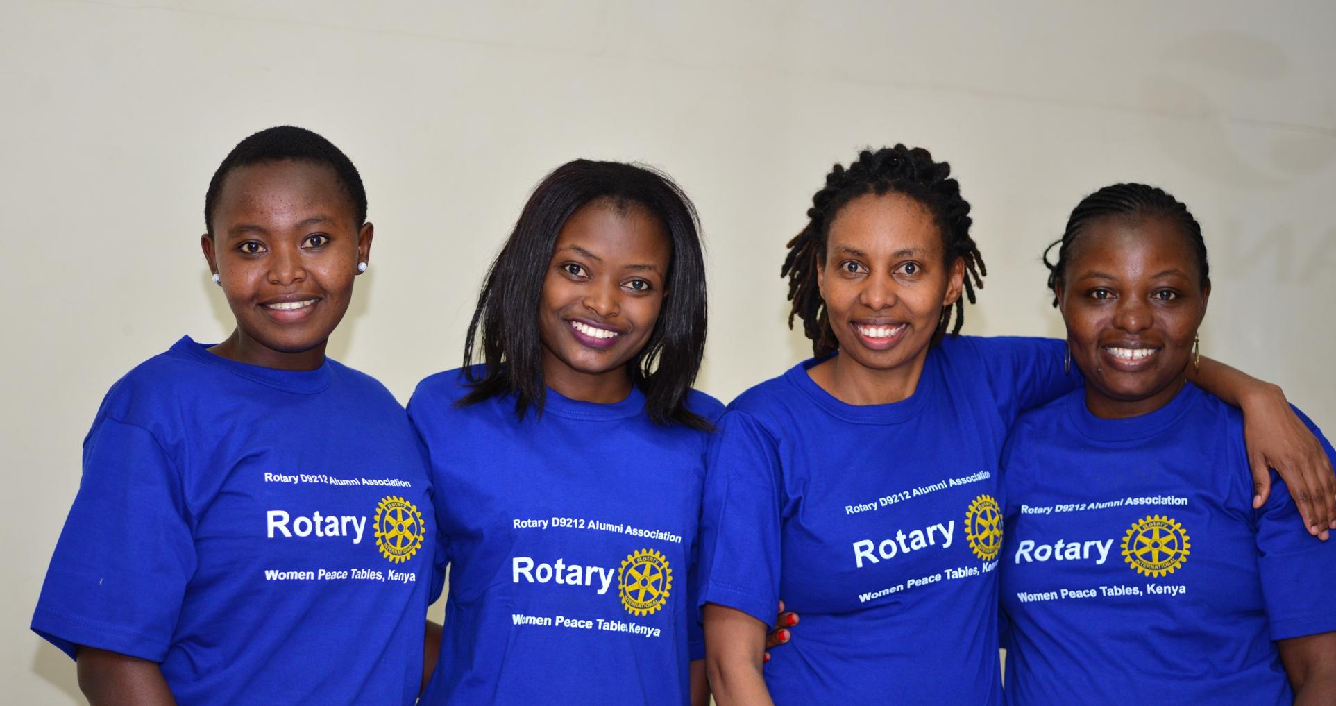 Rotary Peace Fellows Alumni-Kenya Chapter