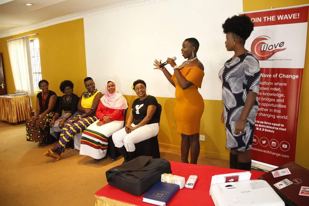 Female Wave of Change Kenya Launch